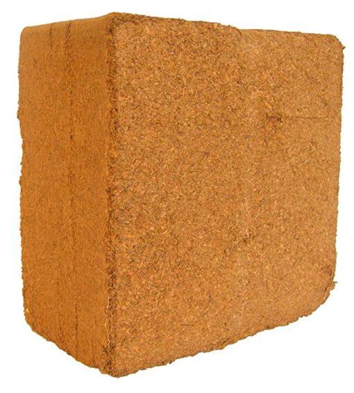 coco fibre 5kg brick