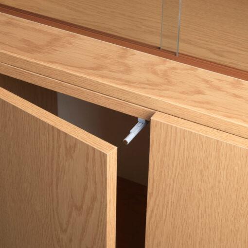 Monkfield Cabinet Oak