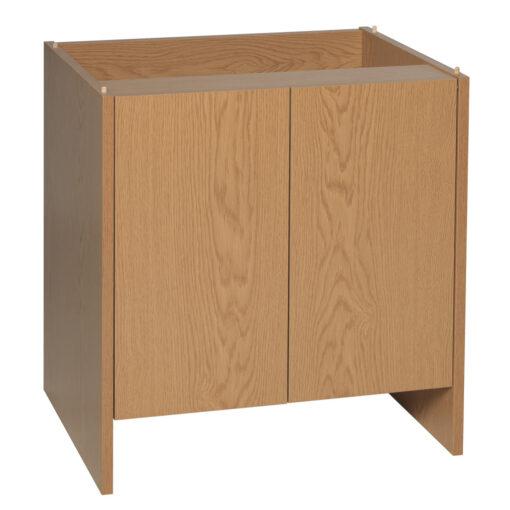 """Monkfield 36 x 18"""" Cabinet Oak"""