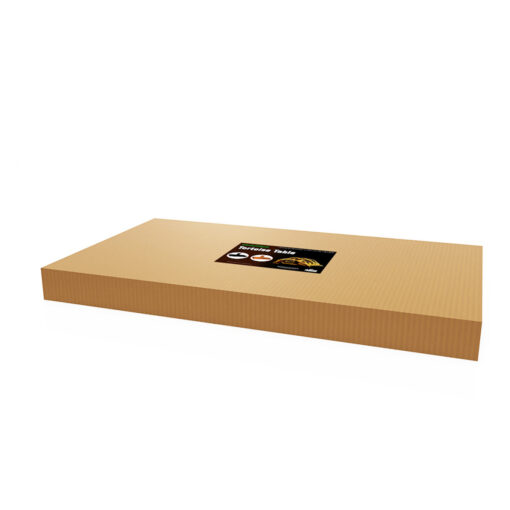 "HabiStat Tortoise Table 43 x 24 x 9"" Oak"