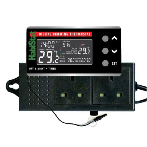 Habistat Digital Dimming Thermostat